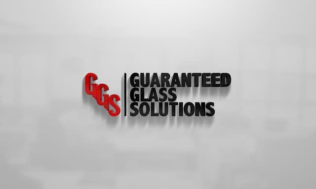 Guaranteed Glass Solutions Logo Design