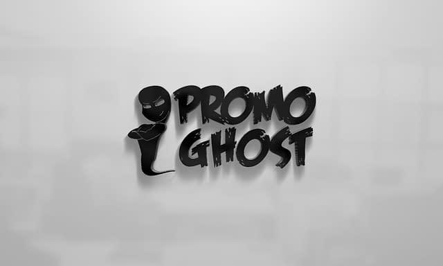 Promo Ghost Logo Design