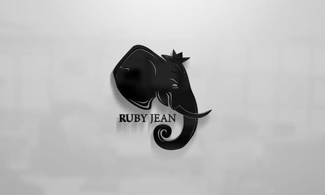 Ruby Jean Logo Design
