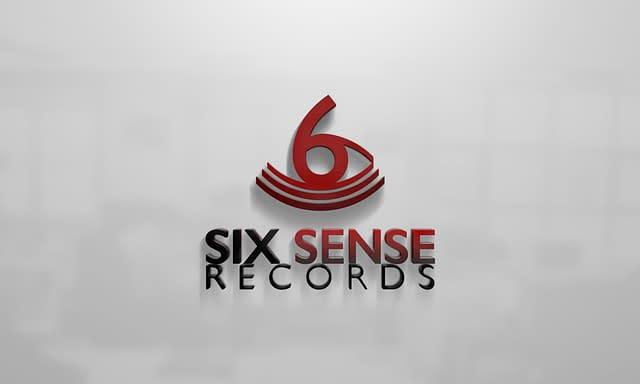 Six Sense Records Logo Design