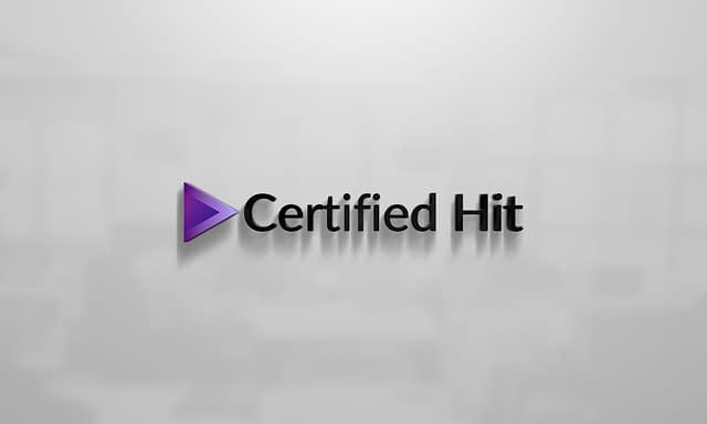 Certified Hit Logo Design
