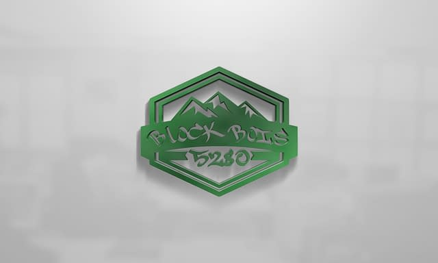 5280 Block Bois Logo Design
