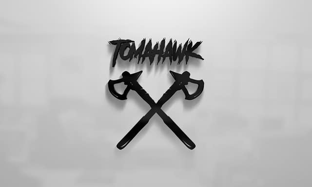 Tomahawk Logo Design