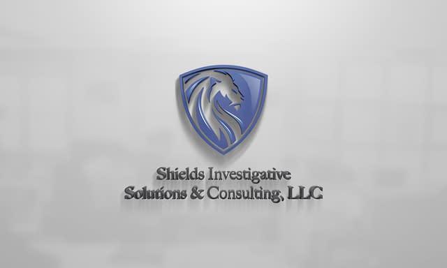Shields Investigative Solutions Logo Design