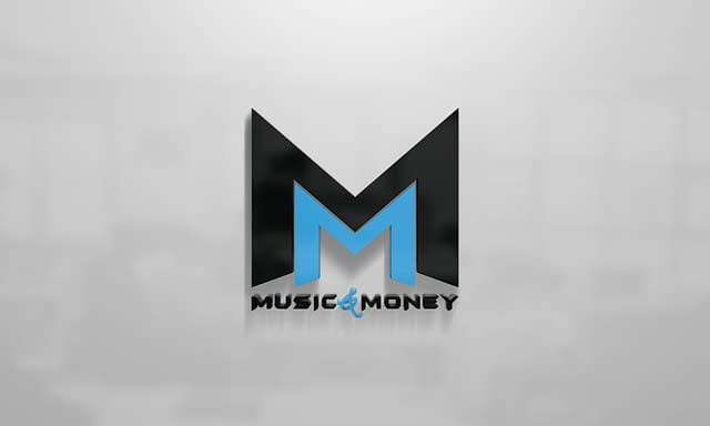 Music & Money Logo Design